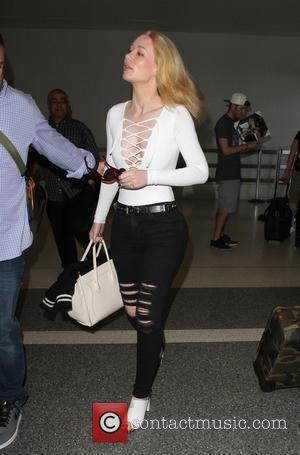 Iggy Azalea Dismisses Cheek Implant Rumours