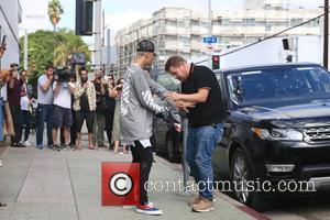 Justin Bieber and James Corden