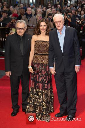 Sir Michael Caine, Rachel Weisz and Harvey Keitel