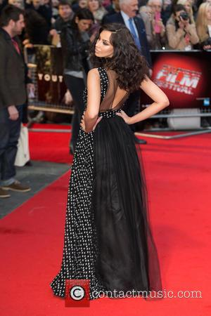 Madalina Ghenea - The  BFI London Film Festival Premiere of 'Youth' held at the Vue West End - Arrivals...