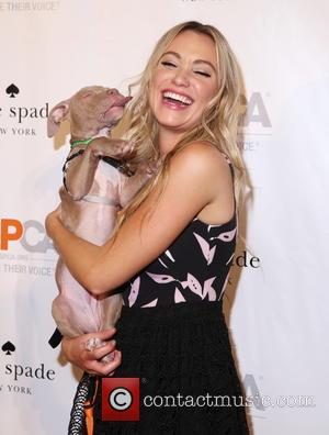 Pumpkin and Katrina Bowden