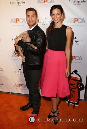 Lance Bass , Allie Rizzo - 2015 ASPCA Young Friends benefit held at the IAC Building - Arrivals - New...