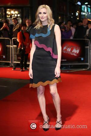 Laura Carmichael - BFI London Film Festival Burn Burn Burn Premiere - Arrivals - London, United Kingdom - Thursday 15th...