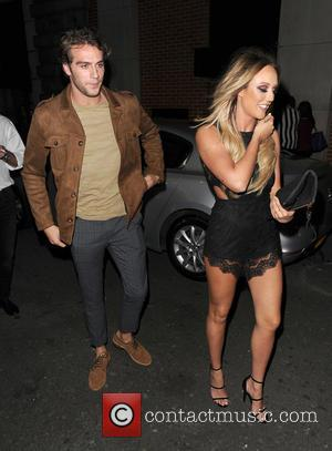 Max Morley and Charlotte Crosby