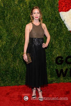 Emily Blunt - God's Love We Deliver Golden Hearts Awards at Spring Studios - New York, New York, United States...