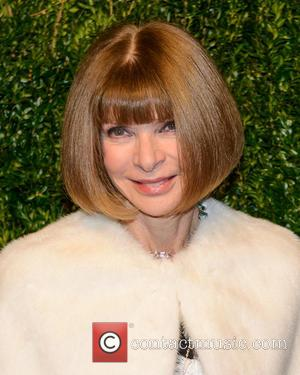 Anna Wintour - God's Love We Deliver Golden Hearts Awards at Spring Studios - New York, New York, United States...