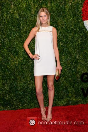 Toni Garrn - God's Love We Deliver Golden Hearts Awards at Spring Studios - New York, New York, United States...