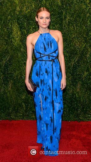 Diane Kruger - God's Love We Deliver Golden Hearts Awards at Spring Studios - New York, New York, United States...