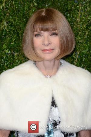 Anna Wintour - Ninth annual God's Love We Deliver Golden Heart Awards gala at Spring Studios - Arrivals - Manhattan,...