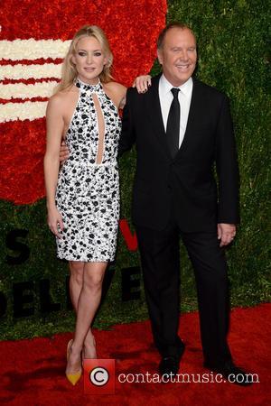 Kate Hudson , Michael Kors - Ninth annual God's Love We Deliver Golden Heart Awards gala at Spring Studios -...