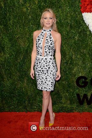 Kate Hudson - Ninth annual God's Love We Deliver Golden Heart Awards gala at Spring Studios - Arrivals - Manhattan,...