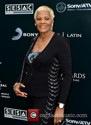 Dionne Warwick - Latin Songwriters Hall of Fame La Musa Awards at The Fillmore Miami Beach at Jackie Gleason Theatre...