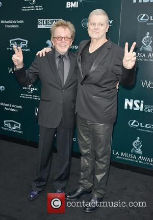 Paul Williams and Gustavo Santaolalla