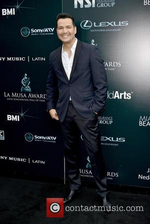Victor Manuelle - Latin Songwriters Hall of Fame La Musa Awards at The Fillmore Miami Beach at Jackie Gleason Theatre...