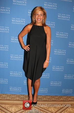 Hoda Kotb - New York Women's Foundation fall gala at The Plaza Hotel - Arrivals - New York, New York,...