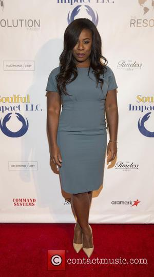Uzo Aduba - The Resolution Project's 60th Annual Gala Resolve 2015 at Harvard Club - New York, New York, United...