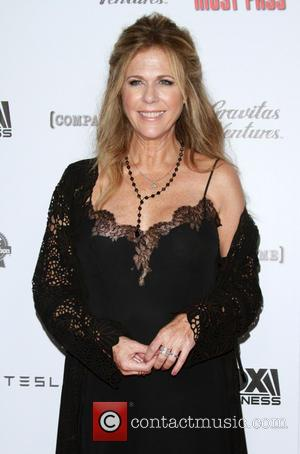 Rita Wilson - 'All Things Must Pass' premiere at the Harmony Gold Preview House at Harmony Gold Theatre - Los...