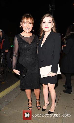 Lorraine Kelly - Attitude Magazine Awards at the Banqueting House - Departures - London, United Kingdom - Thursday 15th October...