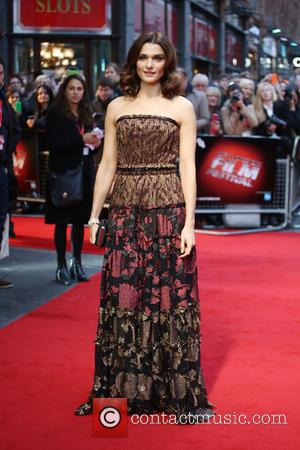 Rachel Weisz - BFI London Film Festival Youth Premiere held at the Vue cinema - Arrivals - London, United Kingdom...