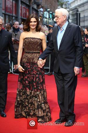 Rachel Weisz and Michael Caine