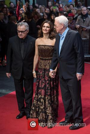Michael Caine, Rachel Weisz and Harvey Keitel