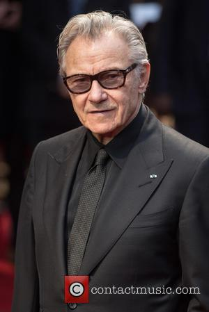 Harvey Keitel - BFI LFF: 'Youth' gala screening held at the VUE West End, arrivals. - London, United Kingdom -...