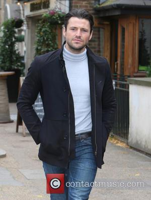Mark Wright - Mark Wright seen in the pub opposite ITV Studios - London, United Kingdom - Thursday 15th October...