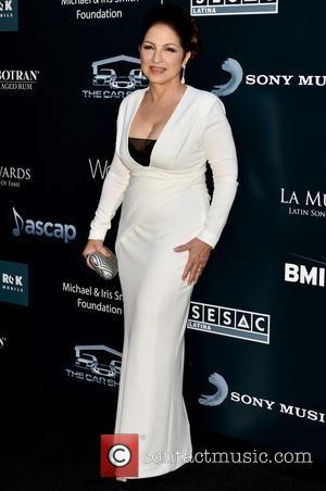 Gloria Estefan - Latin Songwriters Hall of Fame La Musa Awards at The Fillmore Miami Beach at Jackie Gleason Theatre...