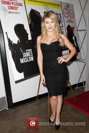 Renee Olstead - Celebrities attend opening night of Sir Arthur Conan Doyle's Sherlock Holmes at The Montalban Theatre. at The...