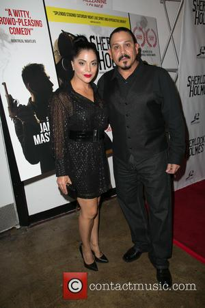Emilio Rivera and Guest