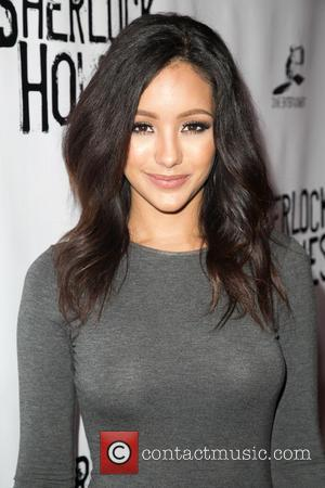 Melanie Iglesias - Celebrities attend opening night of Sir Arthur Conan Doyle's Sherlock Holmes at The Montalban Theatre. at The...