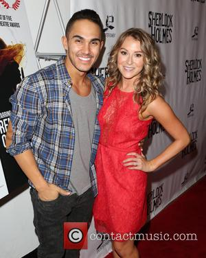Carlos Penavega And Wife Alexa Expecting A Son