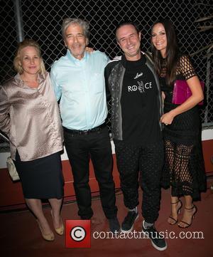 Patricia Arquette, Todd Morgan, David Arquette and Christina C Arquette