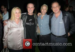 Patricia Arquette, David Arquette, Alexis Arquette and Richmond Arquette