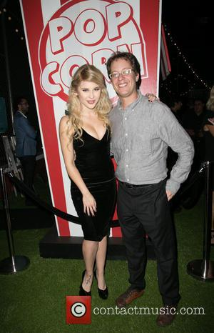 Renee Olstead , Corey Ross - Celebrities attend after party on opening night of Sir Arthur Conan Doyle's Sherlock Holmes...