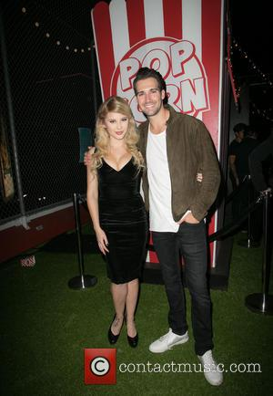 Renee Olstead , James Maslow - Celebrities attend after party on opening night of Sir Arthur Conan Doyle's Sherlock Holmes...