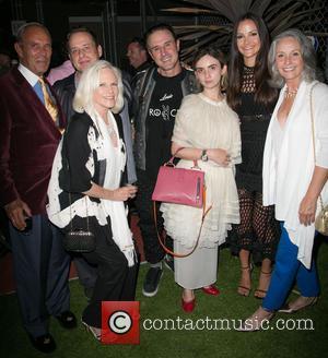 Guests, Richmond Arquette, David Arquette, Zoe-bleu Sidel, Christina Arquette and Guest
