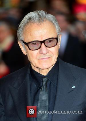 Harvey Keitel - BFI London Film Festival - 'Youth' - Premiere held at the Vue cinema - Arrivals - London,...