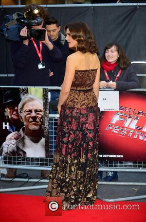 Rachel Weisz - BFI London Film Festival - 'Youth' - Premiere held at the Vue cinema - Arrivals - London,...