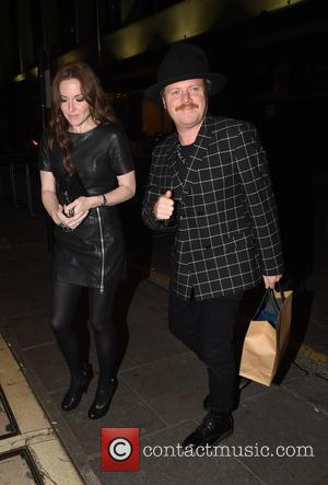 Keith Lemon - Guests arrive at Ant and Dec's 40th Birthday Party held at Kensington Roof Gardens in London -...