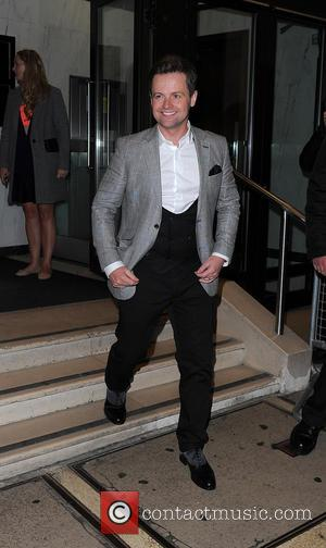Declan Donnelly - Ant & Dec's 40th birthday party held at Kensington Roof Gardens - Departures - London, United Kingdom...