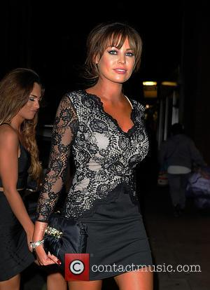 Jessica Wright - Binky x In The Style launch party at Libertine Club - Arrivals - London, United Kingdom -...