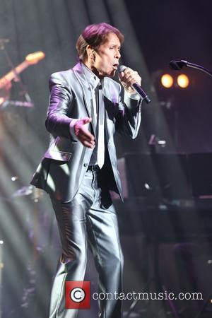 Cliff Richard - Cliff Richard performs at Royal Albert Hall as part of his 75th Birthday UK tour at Royal...