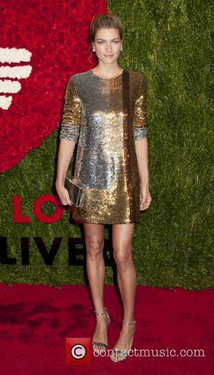 Jessica Hart - Ninth annual God's Love We Deliver Golden Heart Awards gala at Spring Studios - Arrivals at Spring...
