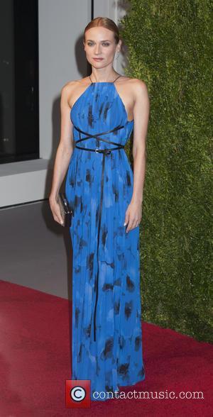 Diane Kruger - Ninth annual God's Love We Deliver Golden Heart Awards gala at Spring Studios - Arrivals at Spring...