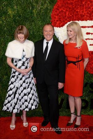 Anna Wintour, Michael Kors , Blaine Trump - Ninth annual God's Love We Deliver Golden Heart Awards gala at Spring...