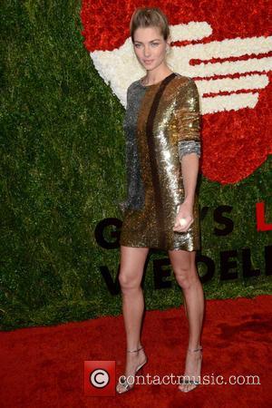 Jessica Hart - Ninth annual God's Love We Deliver Golden Heart Awards gala at Spring Studios - Arrivals - Manhattan,...