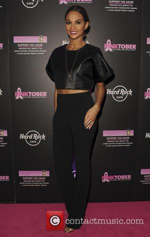 Alesha Dixon - Hard Rock Cafe's Pinktober gala at The Dorchester - Arrivals - London, United Kingdom - Friday 16th...