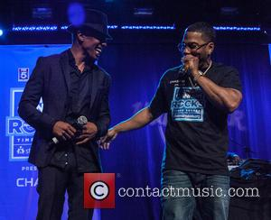 Nick Cannon , Nelly - Celebrities attend Nick Cannon Rocks For St Marys Kids Event at Hard Rock Cafe in...