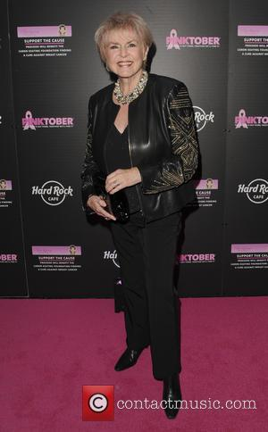 gloria hunniford - various celebrities attend Pinktober Gala at the Dortchester hotel - London, United Kingdom - Friday 16th October...